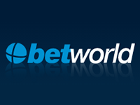 Betworld Eerste stortingsbonus