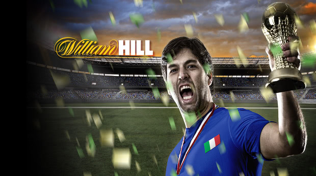Quota migliorata di William Hill per la 19° giornata 2017