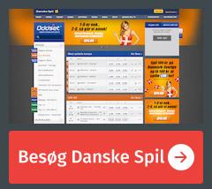 danske spil udbetaling