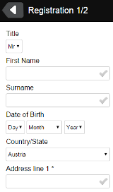 Youwin registration form