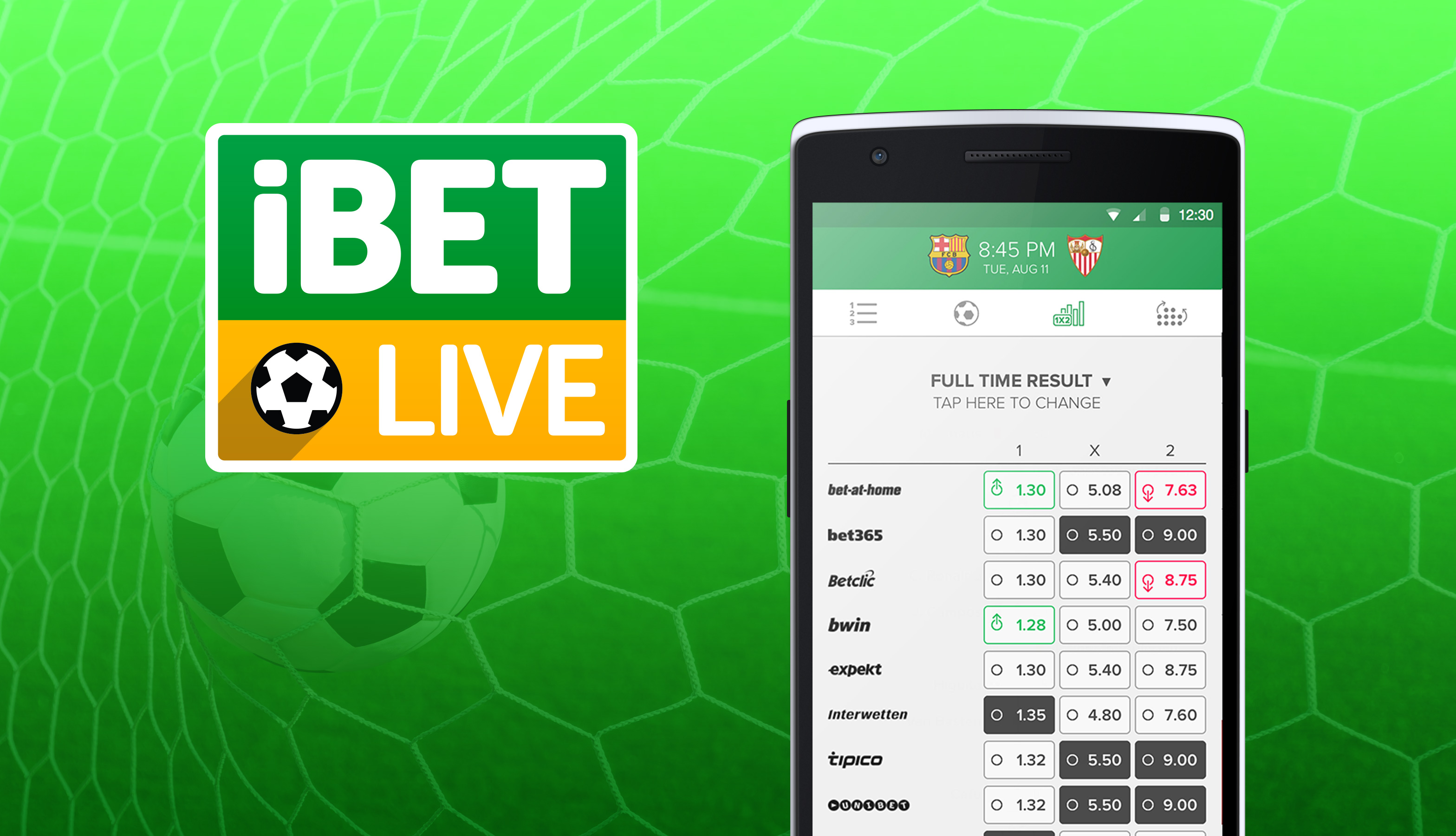 iBetLive – football betting & livescore app with odds