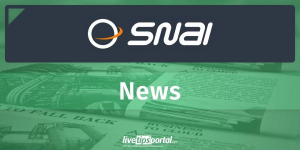 Offerta di SNAI per le partite di Serie B di questa sera 27/07/2020