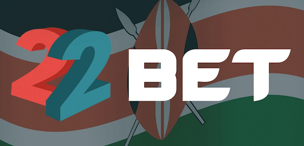 betting at 22bet in kenya