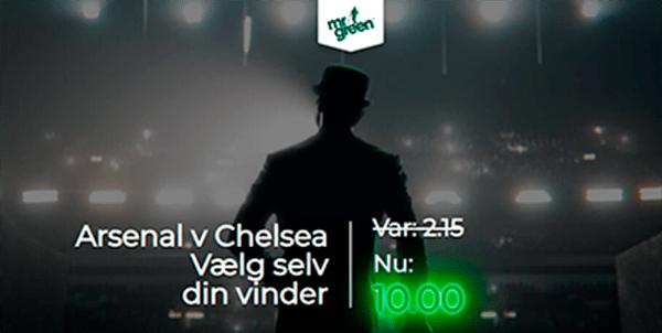 Arsenal - Chelsea odds