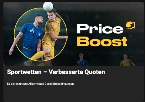 Bwin Price Boosts