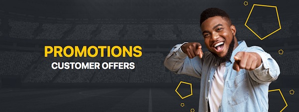 Bet9ja promotions page