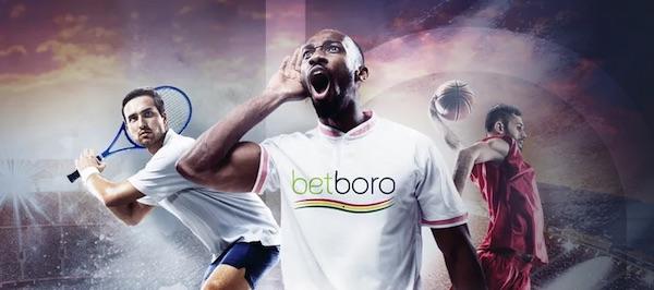 Betboro Sportsbook banner