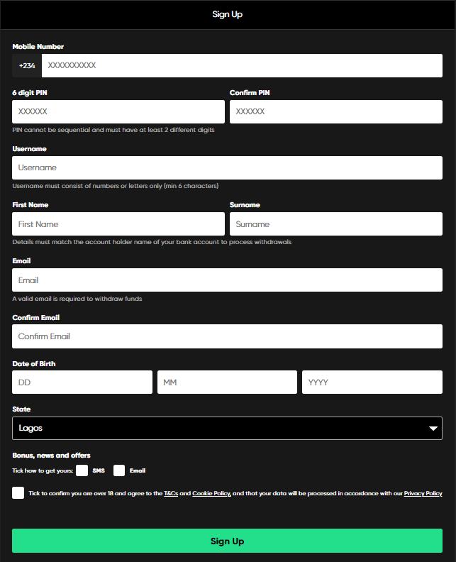 Livescorebet_Registration_Details