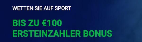 Bet90 100 Euro Ersteinzahlungsbonus