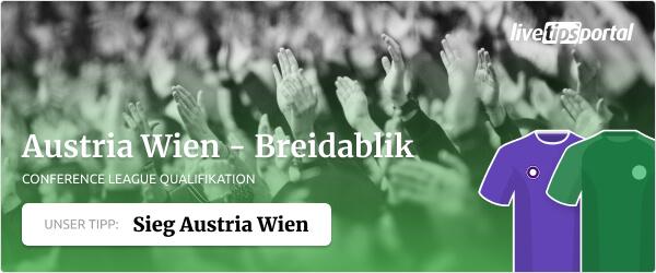 Wett Tipp Austria Breidablik