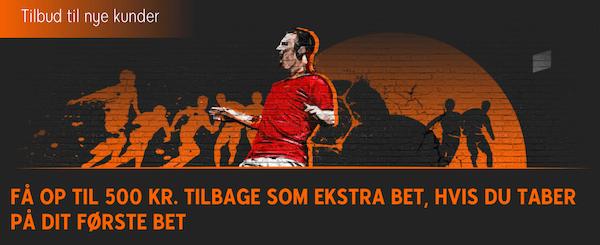 Velkomstbonus 888sport danmark