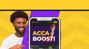 Betmojo Acca Boost: Win up to 400% MORE